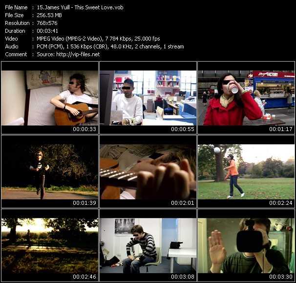 James Yuill video screenshot