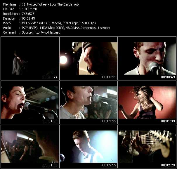 Twisted Wheel video screenshot