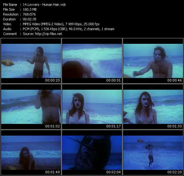 Lovvers video screenshot