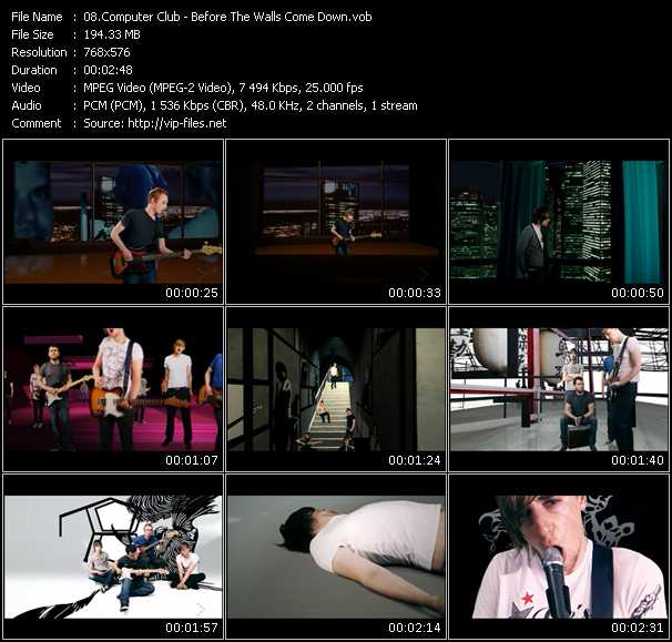 Computer Club video screenshot