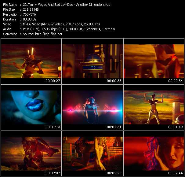 Timmy Vegas And Bad Lay-Dee video screenshot