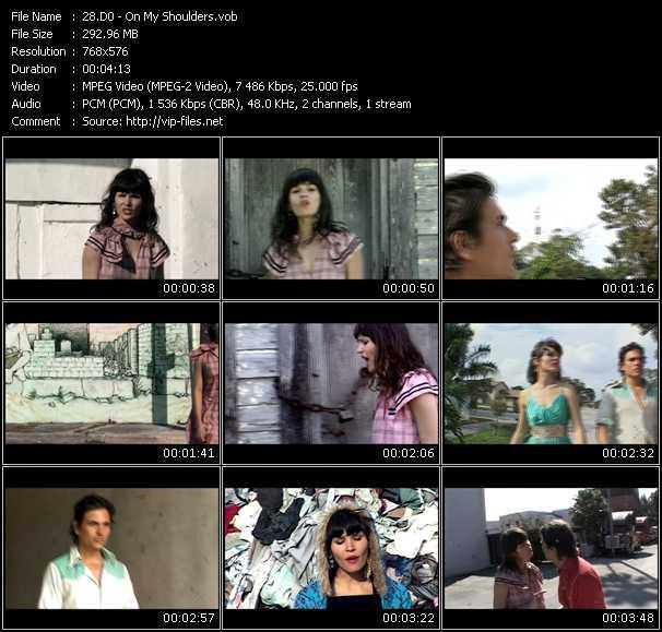 D0 video screenshot