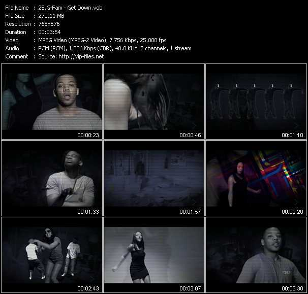 G-Fam video screenshot