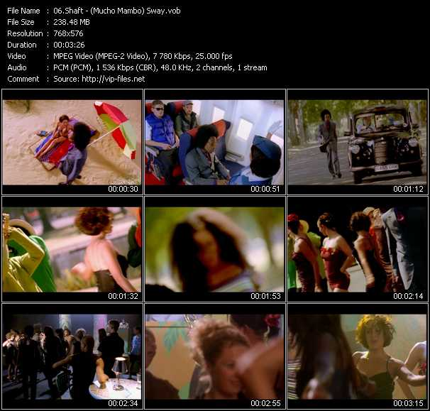 Shaft video screenshot