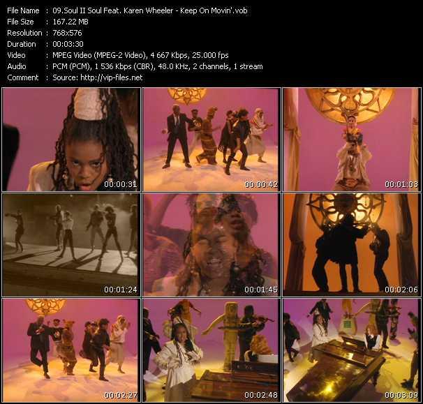 Soul II Soul Feat. Caron Wheeler video screenshot