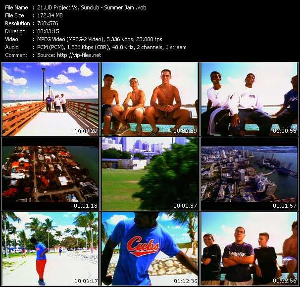 UD Project Vs. Sunclub video screenshot