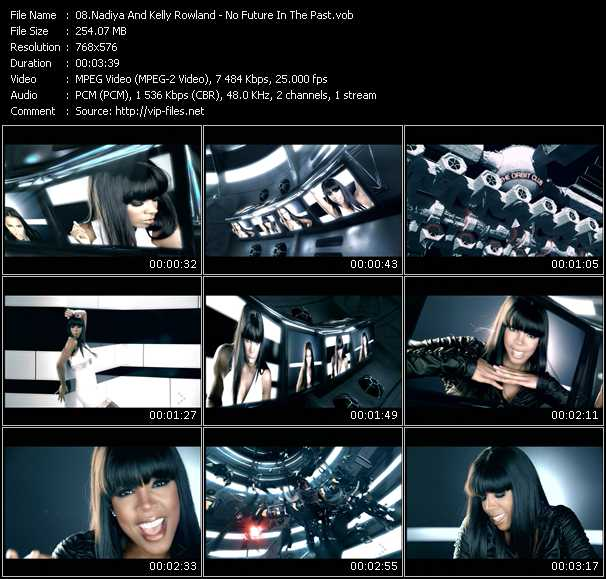 Nadiya And Kelly Rowland video screenshot