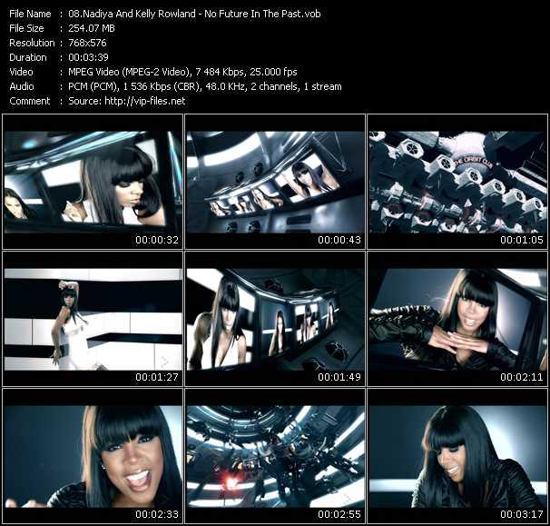 Nadiya And Kelly Rowland video screenshot