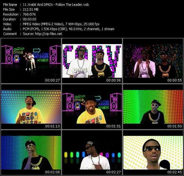 Xrabit And DMG's video screenshot