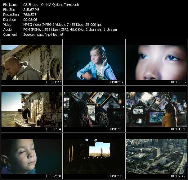 Strees video screenshot