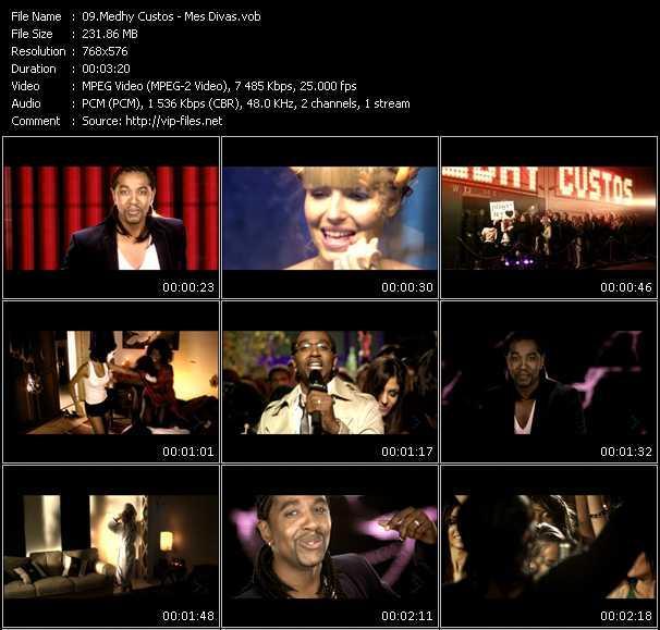 Medhy Custos video screenshot