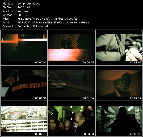 Ap video screenshot