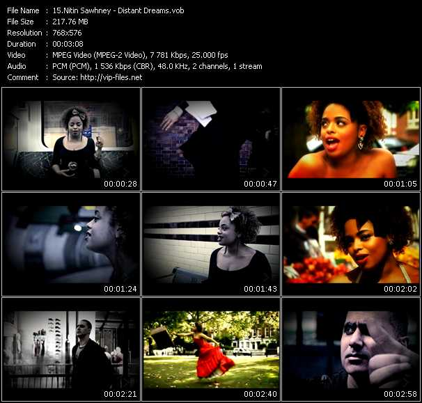 Nitin Sawhney video screenshot