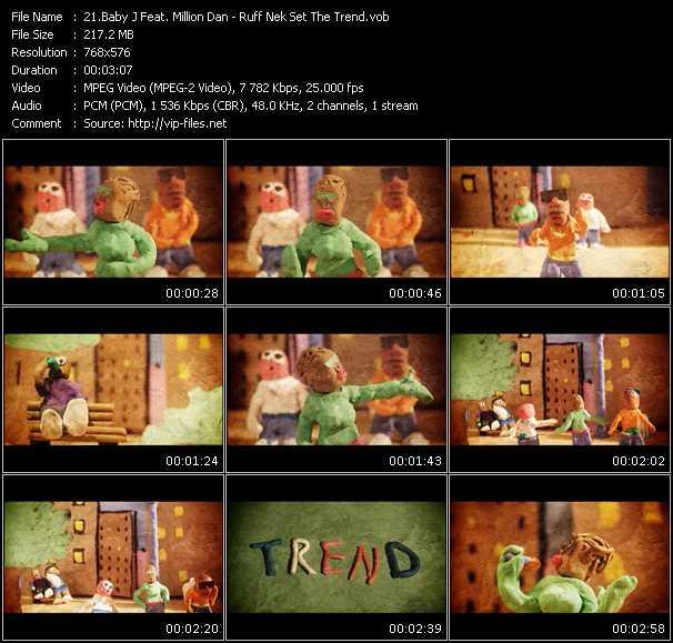 Baby J Feat. Million Dan video screenshot
