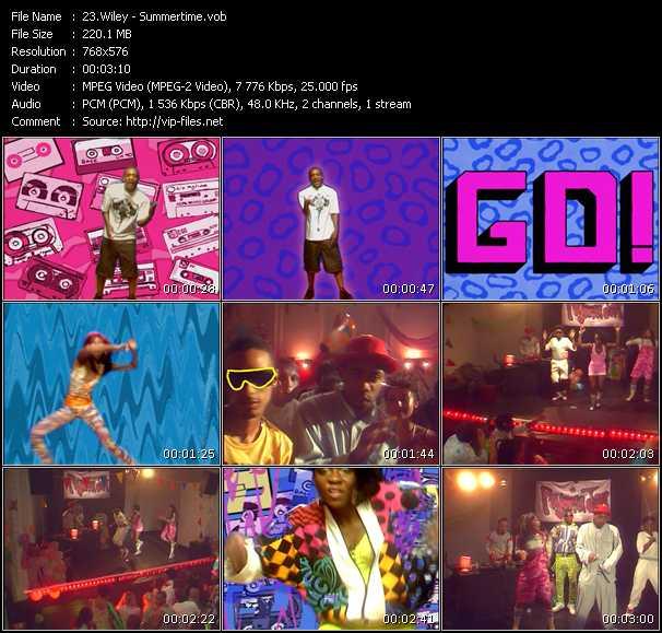 video Summertime screen