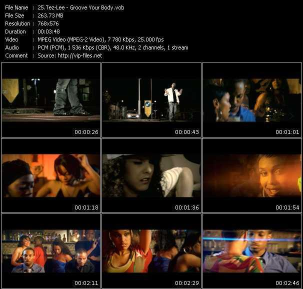 Tez-Lee video screenshot