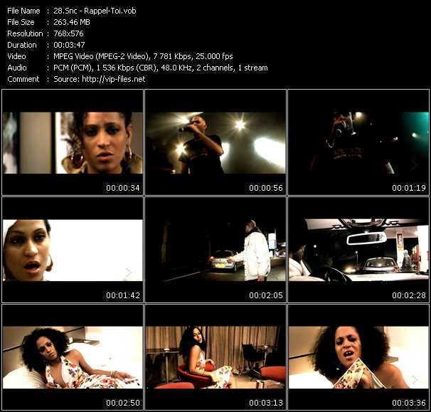 Snc video screenshot