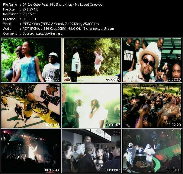 Ice Cube Feat. Mr. Short Khop video screenshot
