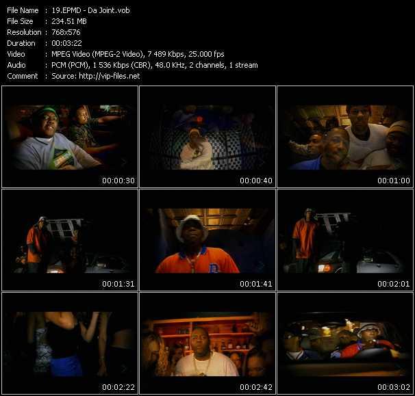 video Da Joint screen