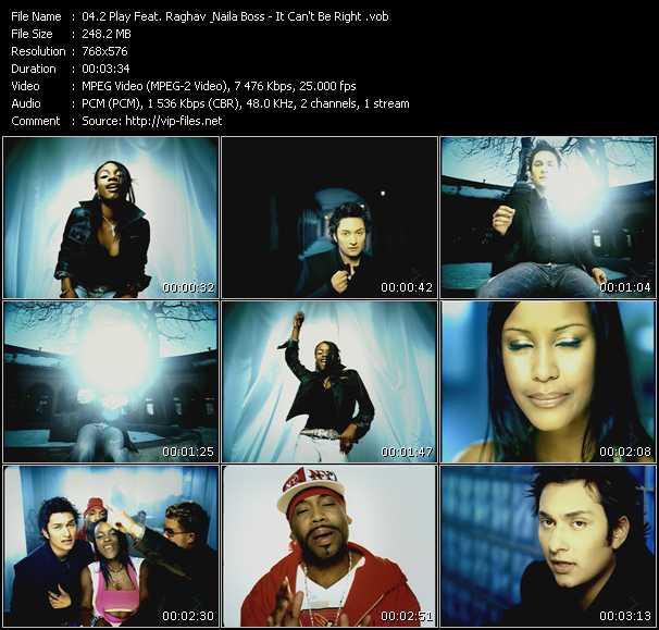 2Play Feat. Raghav And Naila Boss video screenshot