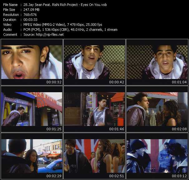 Jay Sean Feat. Rishi Rich Project video screenshot