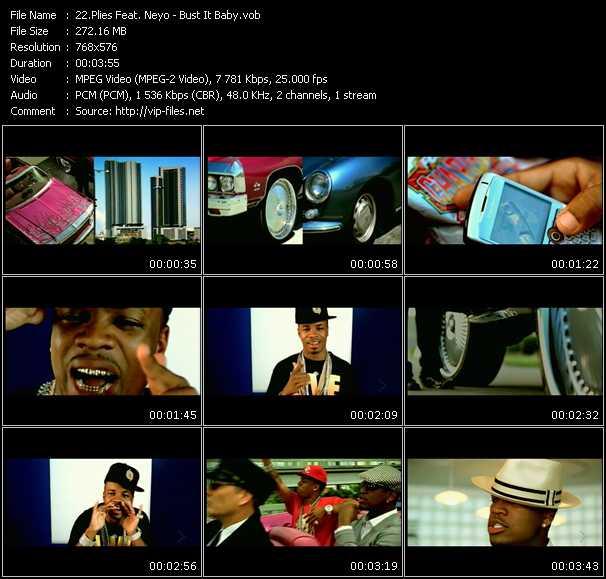 Plies Feat. Ne-Yo video screenshot