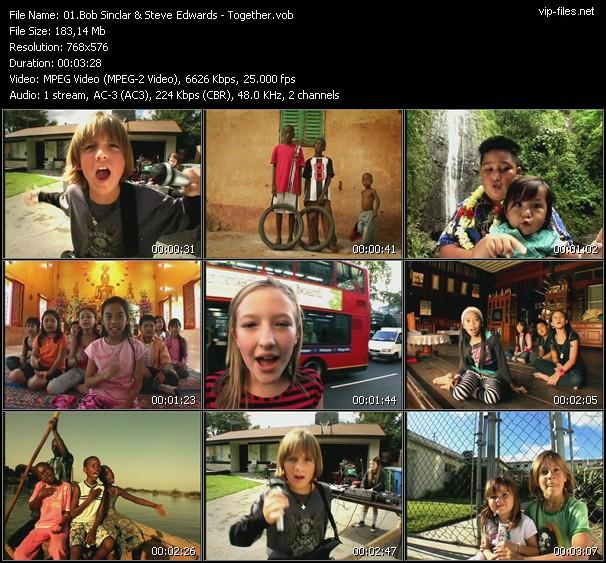 Bob Sinclar Feat. Steve Edwards video screenshot