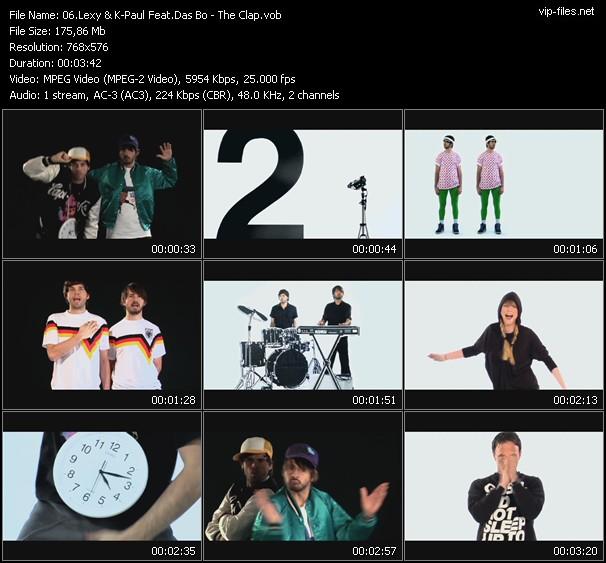 Lexy And K-Paul Feat. Das Bo video screenshot