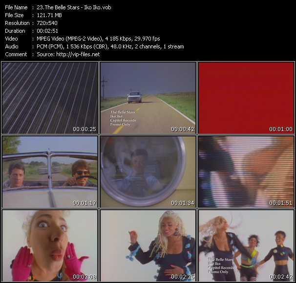 Belle Stars video screenshot