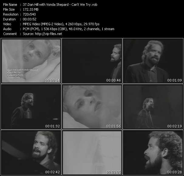 Dan Hill With Vonda Shepard video screenshot