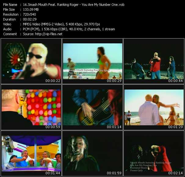 Smash Mouth Feat. Ranking Roger video screenshot