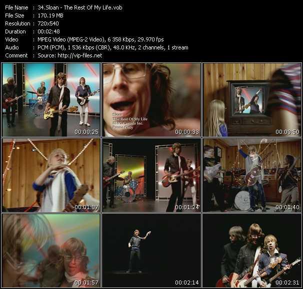 Sloan video screenshot
