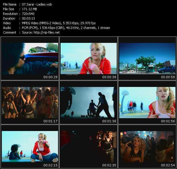 Sarai video screenshot