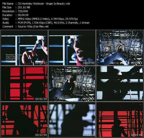 Hawksley Workman video screenshot