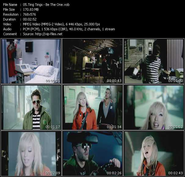 Ting Tings video screenshot