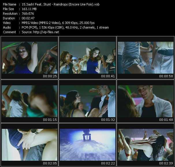 Sash! Feat. Stunt video screenshot