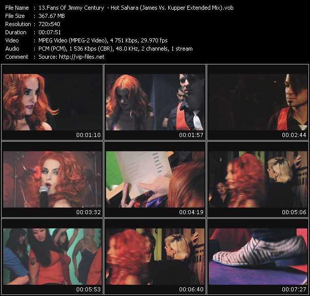 Fans Of Jimmy Century video screenshot