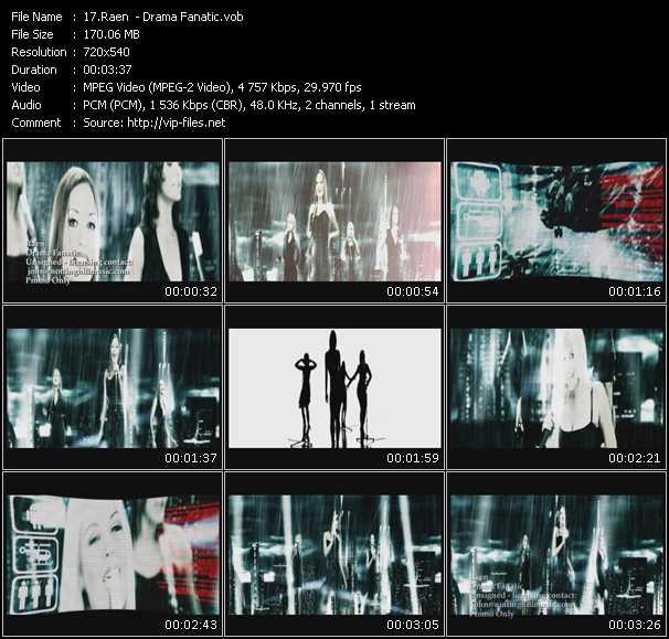 Raen video screenshot