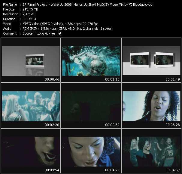 Rimini Project video screenshot