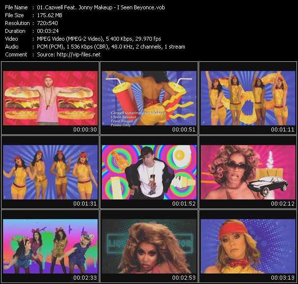 Cazwell Feat. Jonny Makeup video screenshot