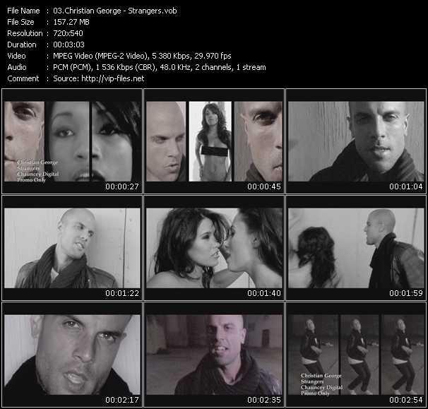 video Strangers screen