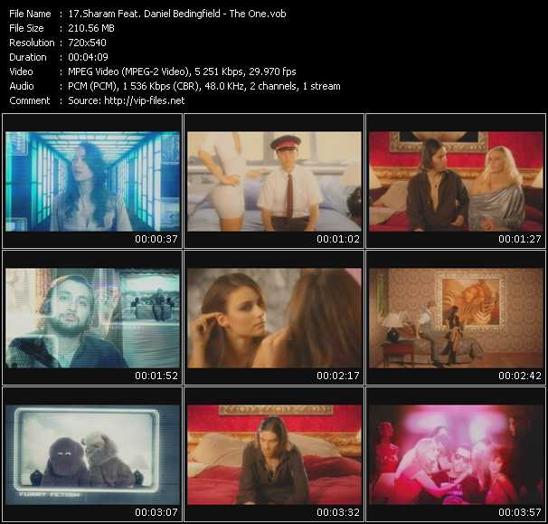 Sharam Feat. Daniel Bedingfield video screenshot
