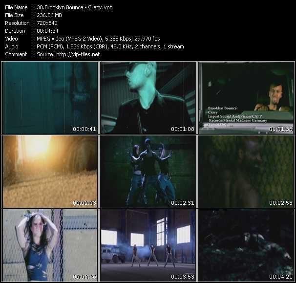 Brooklyn Bounce video screenshot