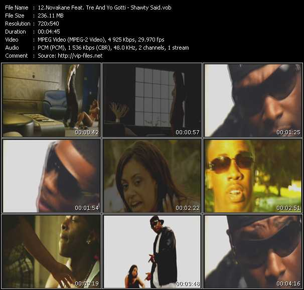 Novakane Feat. Tre And Yo Gotti video screenshot