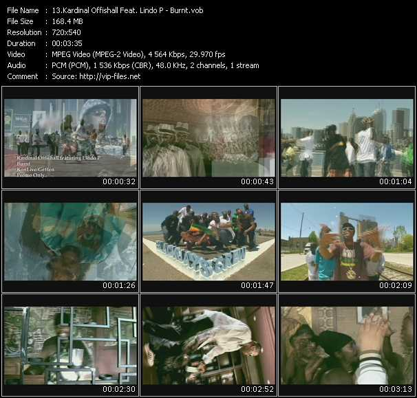 Kardinal Offishall Feat. Lindo P video screenshot