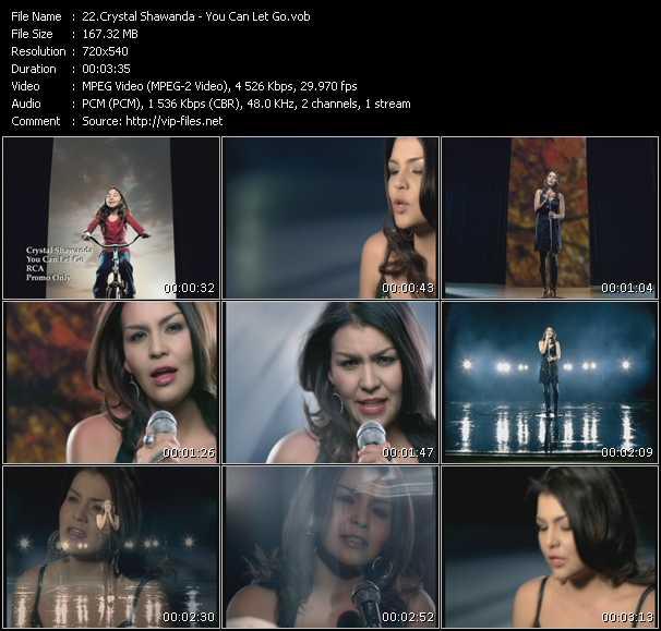 Crystal Shawanda video screenshot