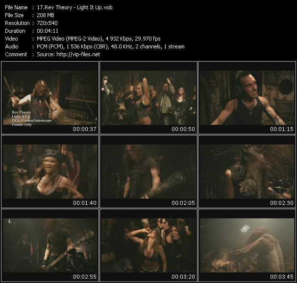 Rev Theory video screenshot