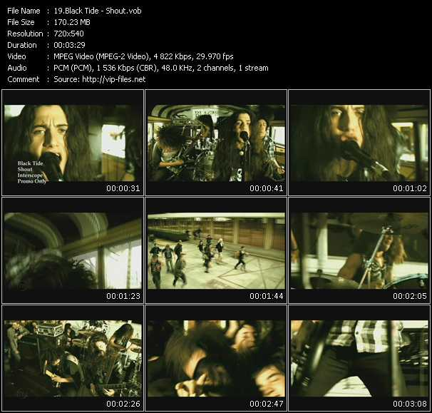 Black Tide video screenshot