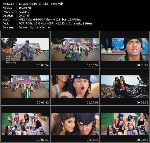 Laze And Royal video screenshot