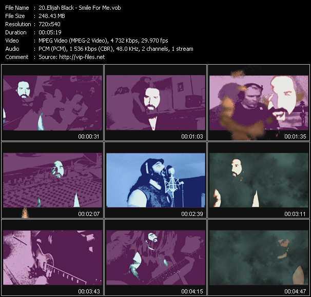 Elijah Black video screenshot